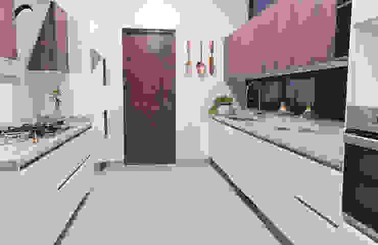 Loyola Arquitectos Moderne Küchen