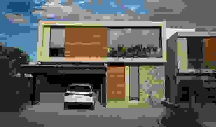 Loyola Arquitectos Moderne Häuser