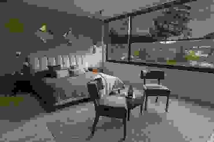 Loyola Arquitectos Moderne Schlafzimmer