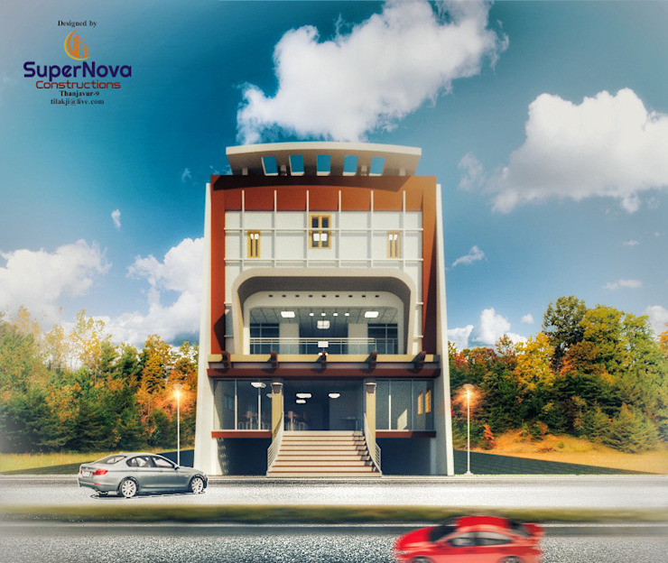 3D DESIGNING (Pictures,Video,Walkthrough Animations etc.,) by SUPERNOVA CONSTRUCTIONS