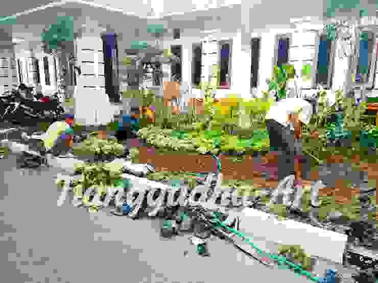 by Tukang Taman Surabaya - Tianggadha-art 휴양지 돌