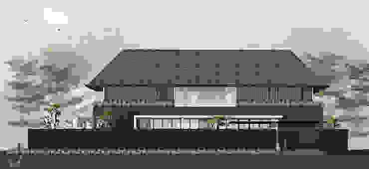 Intercon House:modern  oleh MODULA, Modern