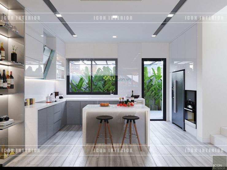 ICON INTERIOR Kitchen