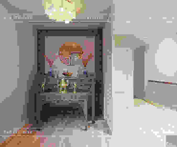 Thiết kế nội thất biệt thự Nine South – Tinh tế đến từng chi tiết nhỏ! Nhà kính phong cách hiện đại bởi ICON INTERIOR Hiện đại
