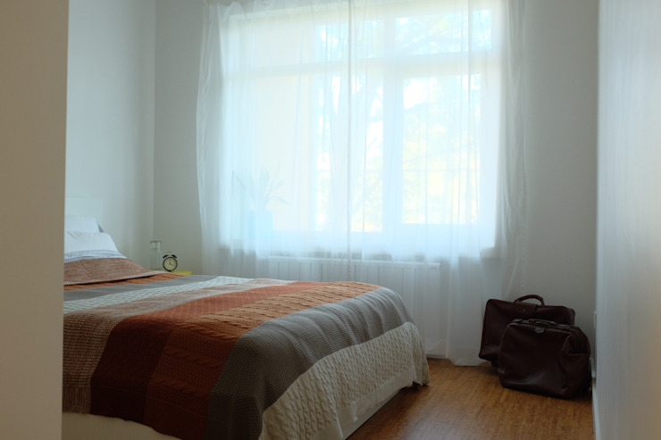 Moderne slaapkamers van Stereo Mimarlık Atölyesi Modern