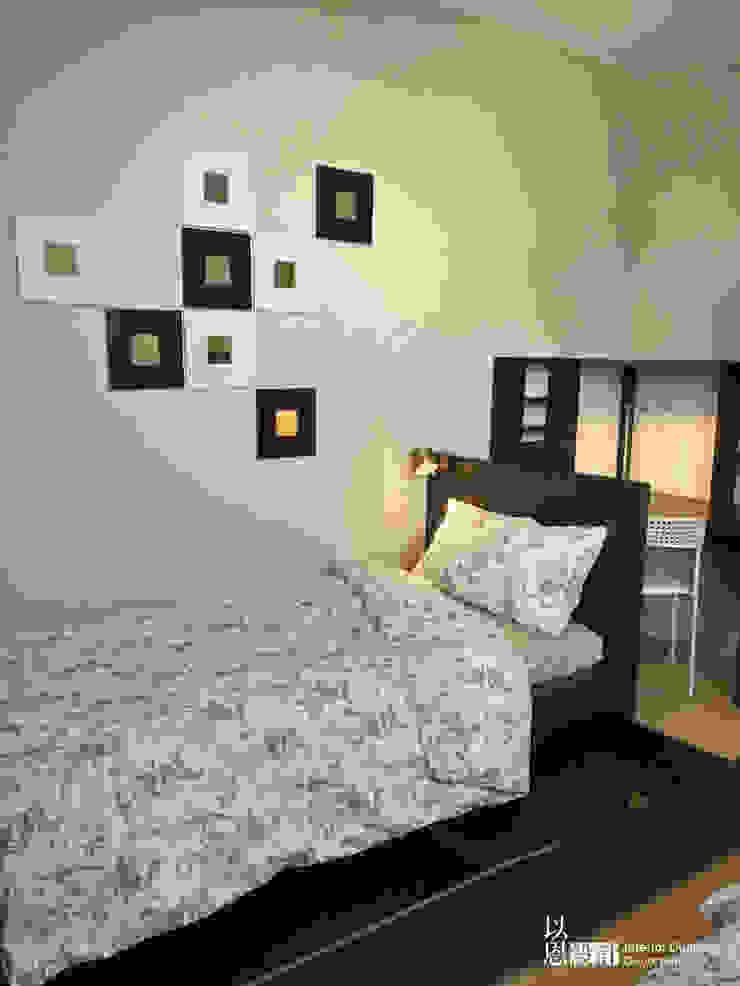 睡眠區 / 工作區 根據 以恩設計 現代風