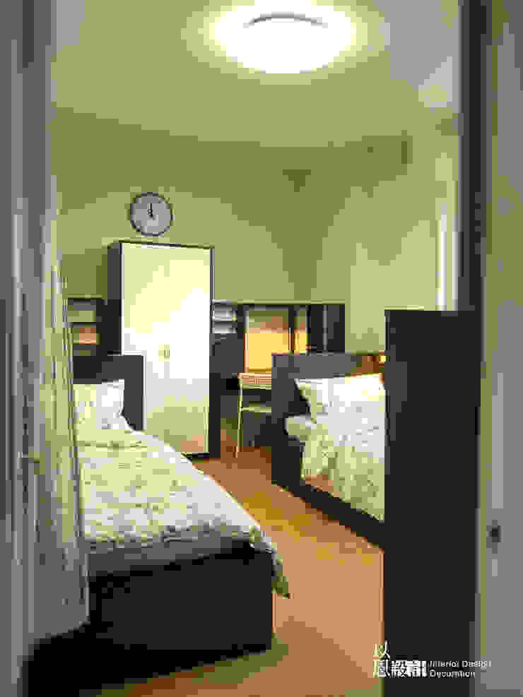 睡眠區 根據 以恩設計 現代風
