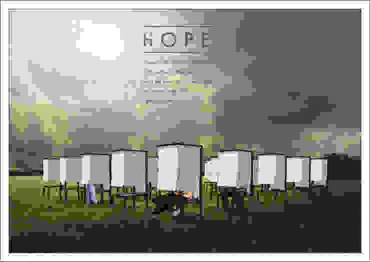Hope - Installation for Sunbrella Future Design 2015 Oleh Studio Benang Merah