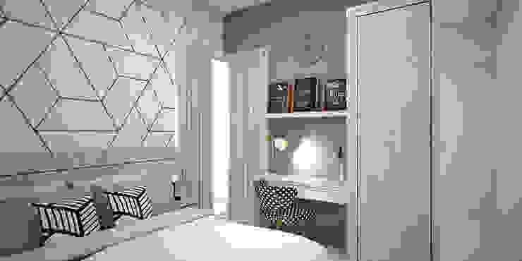 Kamar Anak Perempuan Oleh Vivame Design