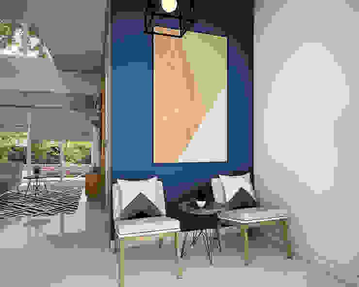 Ruang Tamu Oleh Vivame Design
