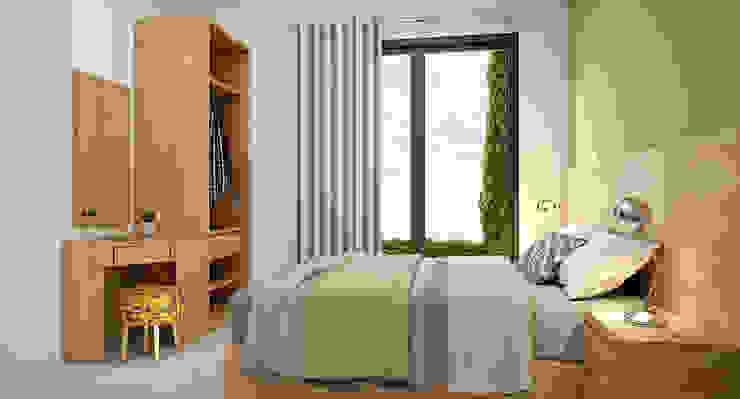 Kamar Tidur Bawah Oleh Vivame Design