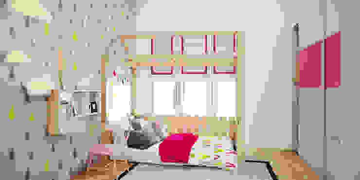 Kamar Tidur Anak Oleh Vivame Design