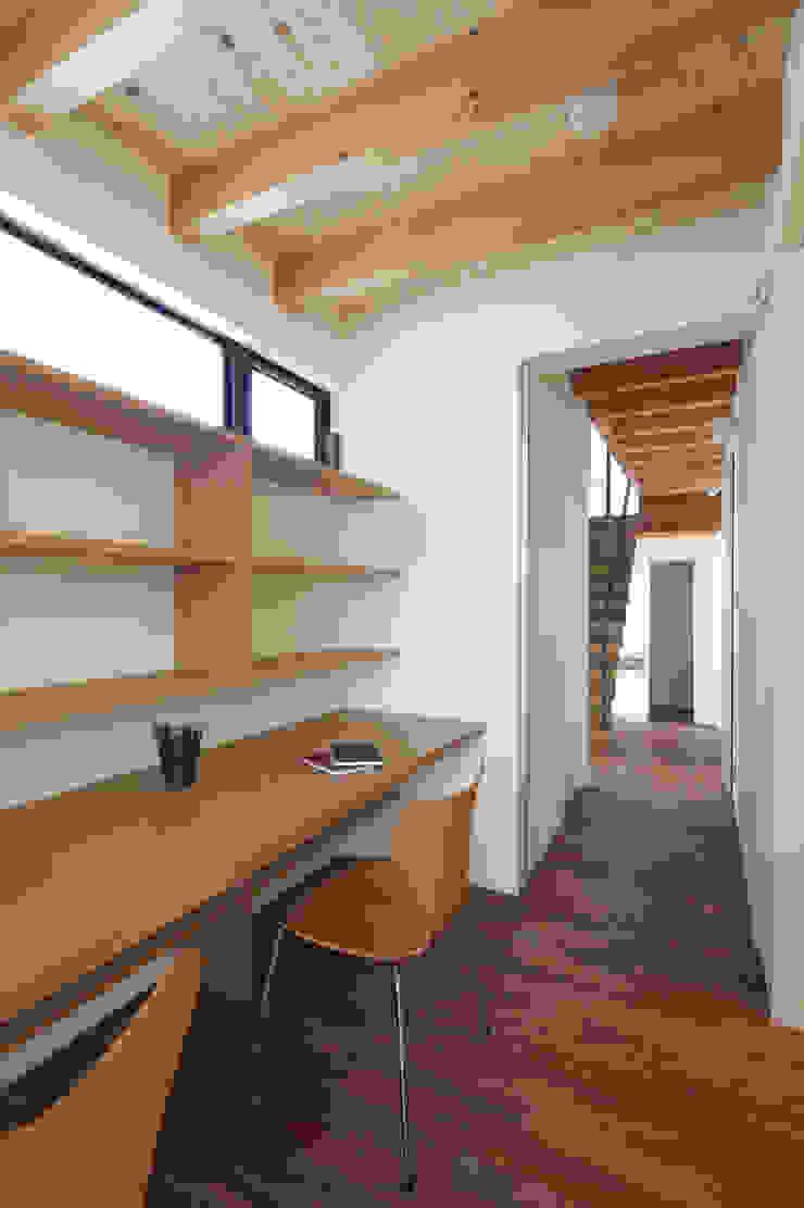 スタディーコーナー|桜坂の家 の U建築設計室 オリジナル