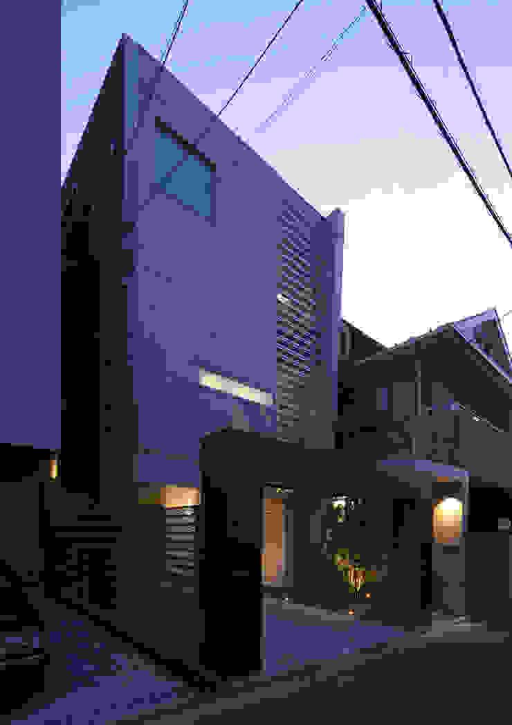Rumah Modern Oleh U建築設計室 Modern Beton Bertulang
