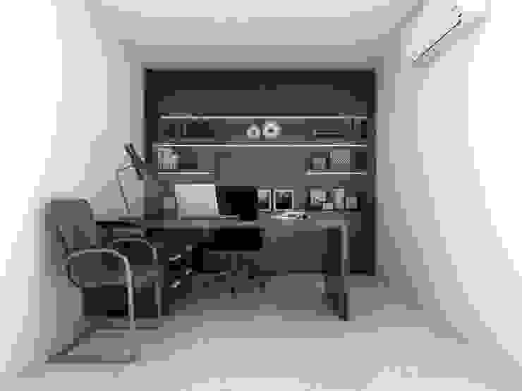 Admin Office by KCV INTERIORS Modern