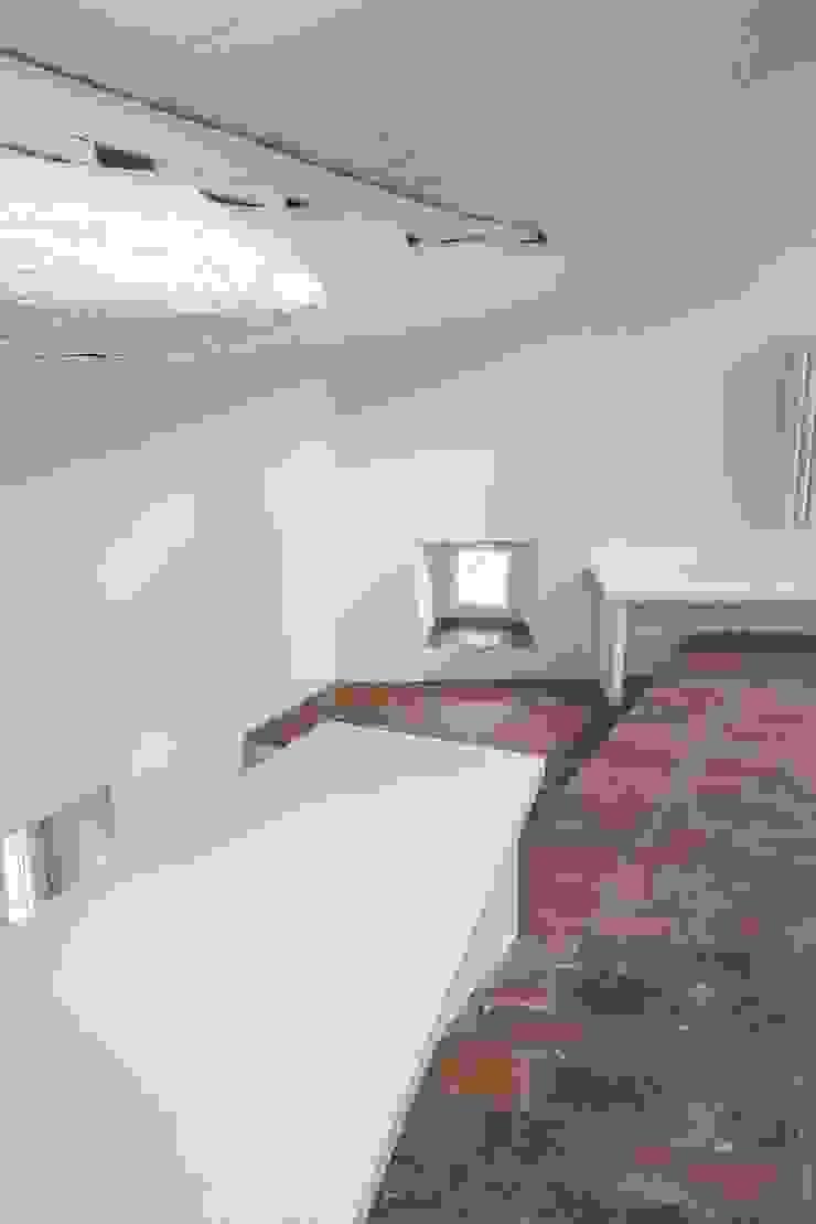 mc2 architettura Mediterranean style living room