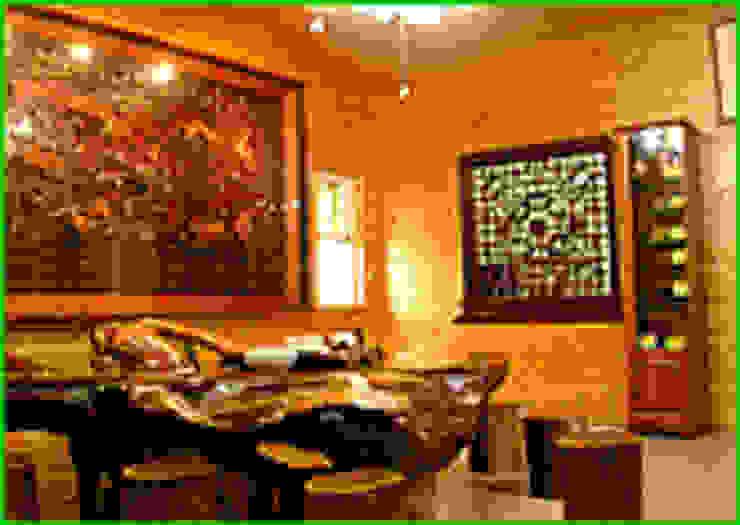 客廳 根據 安居屋有限公司 日式風、東方風 實木 Multicolored