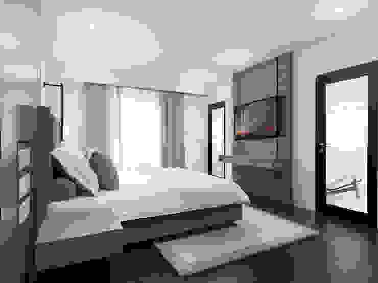 Hotel by KCV INTERIORS