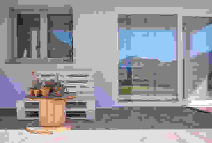 Arredamento da esterno di Spazio Positivo Moderno Legno Effetto legno