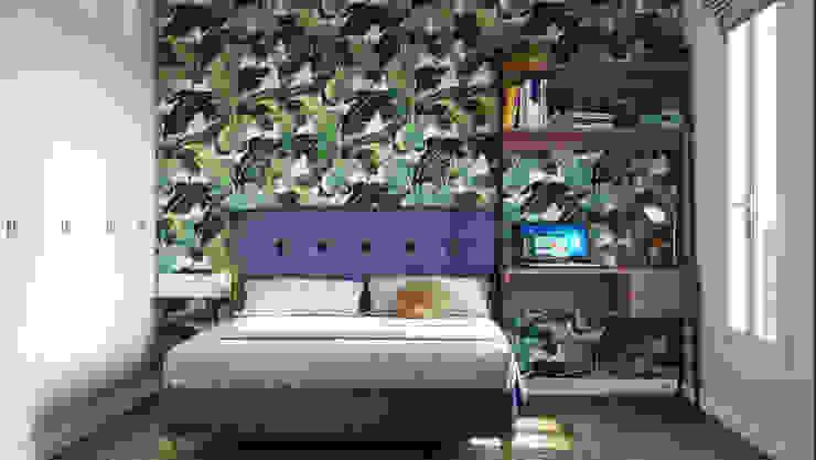 Спальня by Isabel Gomez Interiors