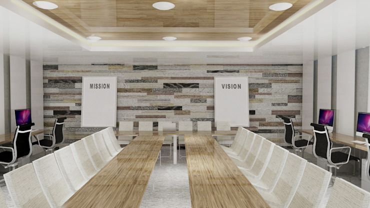 Church Function Room by KCV INTERIORS
