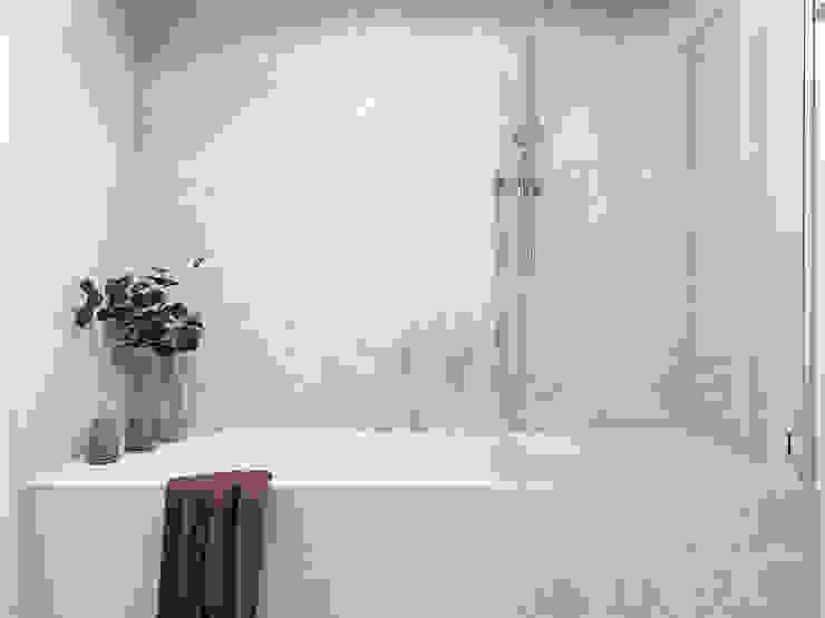 UTOO-Pracownia Architektury Wnętrz i Krajobrazu 浴室