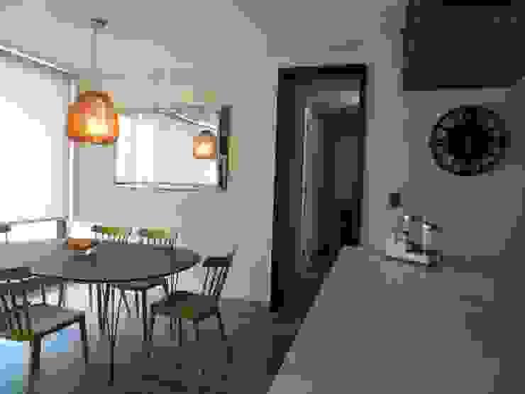 Ruang Makan oleh Kaa Interior | Arquitectura de Interior | Santiago, Skandinavia