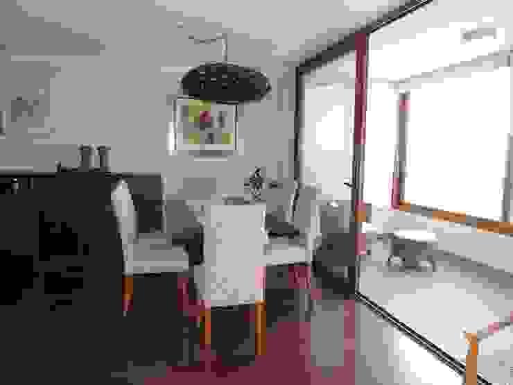 Comedor Terraza Comedores de estilo clásico de Kaa Interior   Arquitectura de Interior   Santiago Clásico