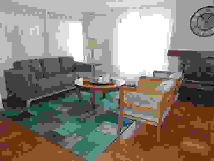 Living Livings de estilo clásico de Kaa Interior | Arquitectura de Interior | Santiago Clásico