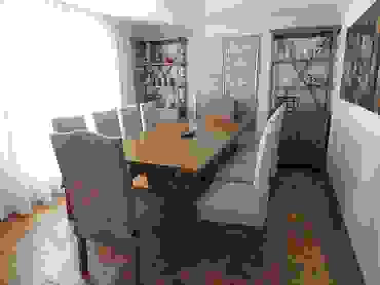 Comedor Comedores de estilo clásico de Kaa Interior | Arquitectura de Interior | Santiago Clásico
