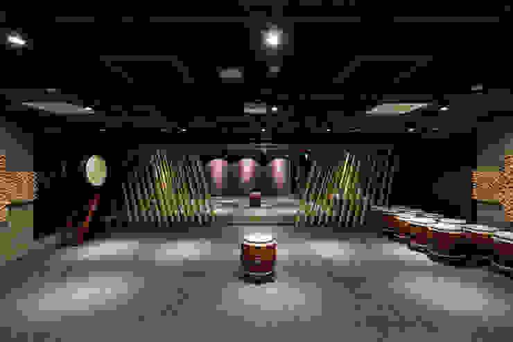 竹北-JF太鼓中心 根據 青易國際設計 日式風、東方風