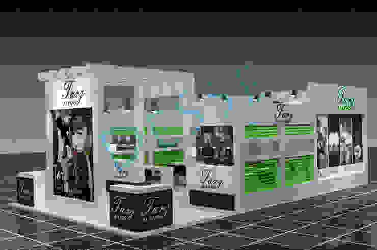 3d Ahşap Fuar Stand Tasarımı Desse Design Tasarım Uygulama ve Reklam Hizmetleri
