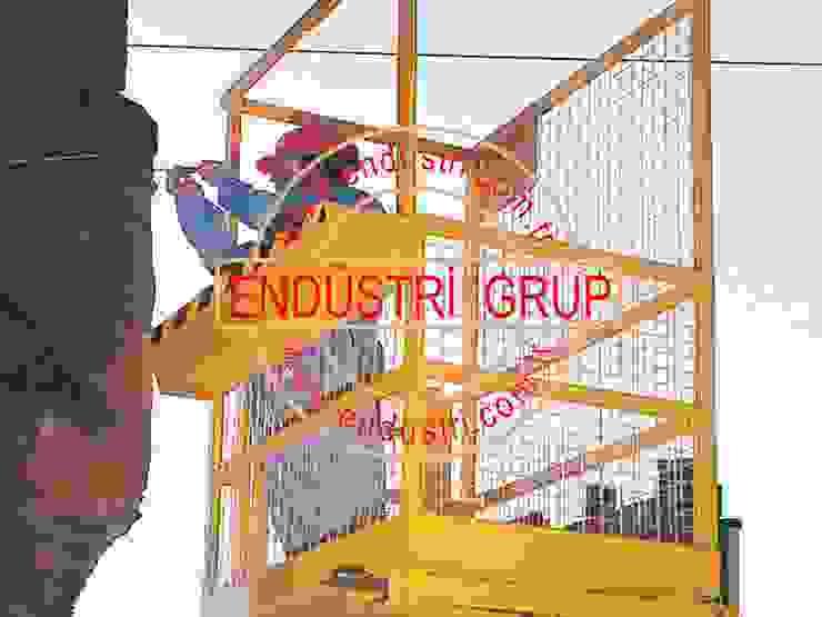 ENDÜSTRİ GRUP - Forklift Personel Adam Taşıma ilkyardım Sepeti ENDÜSTRİ GRUP Endüstriyel