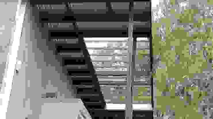 Casa A&P - Pérgola de Módulo 3 arquitectura Moderno