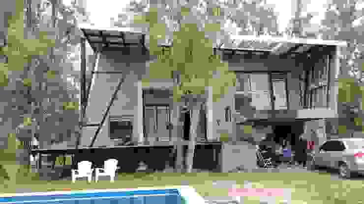 Casa A&P - Vista 3 de Módulo 3 arquitectura Moderno