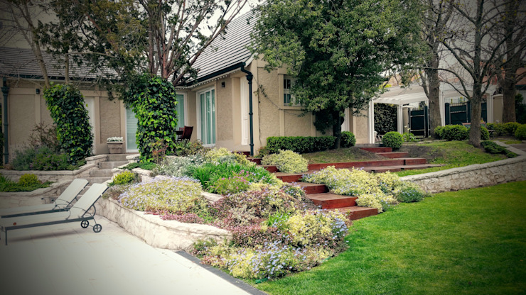 Jardín Clásico Refurnished Jardines clásicos de Vivero Antoniucci S.A. Clásico