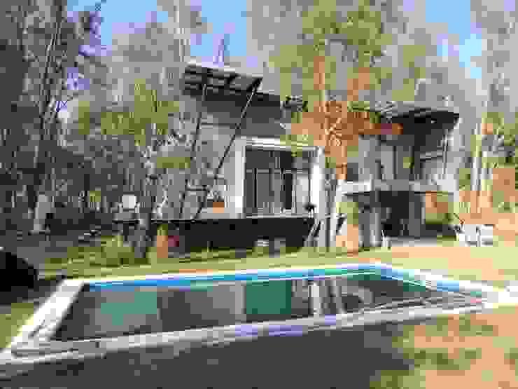 Casa A&P - Vista 5 de Módulo 3 arquitectura Moderno