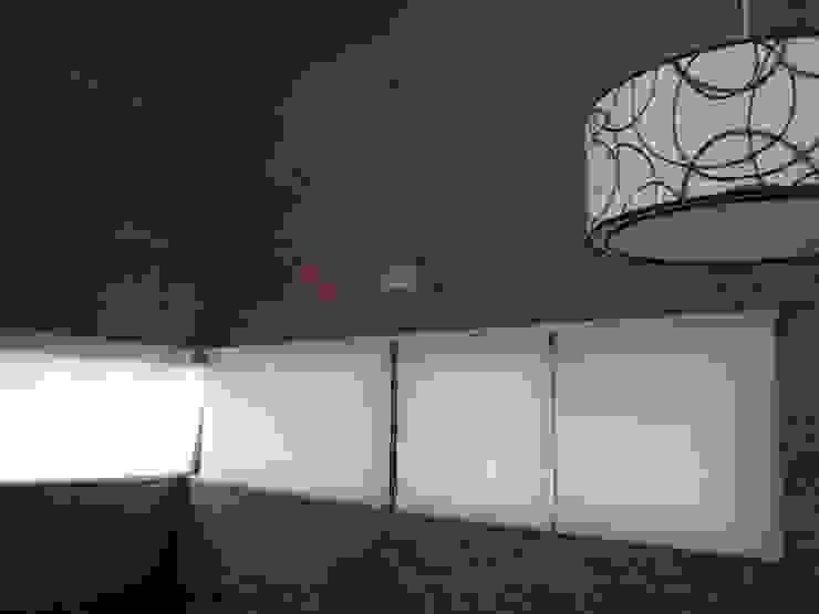 Casa A&P - Interior 3 Paredes y pisos modernos de Módulo 3 arquitectura Moderno Ladrillos