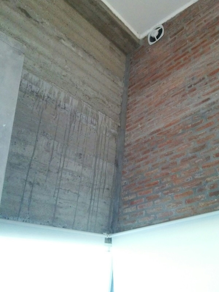 Casa A&P - Interior 5 Paredes y pisos modernos de Módulo 3 arquitectura Moderno