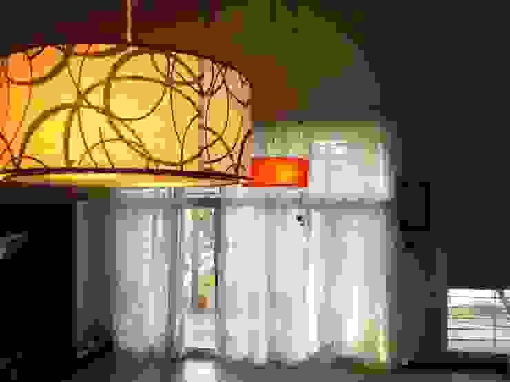 Casa A&P - Interior 6 Livings modernos: Ideas, imágenes y decoración de Módulo 3 arquitectura Moderno