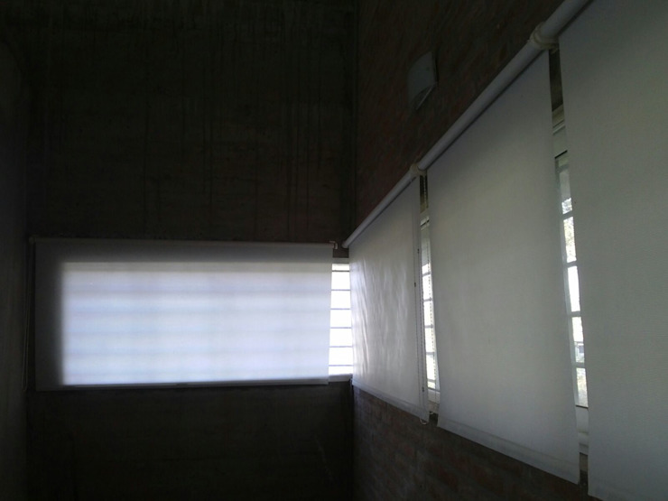 Casa A&P - Interior 7 Livings modernos: Ideas, imágenes y decoración de Módulo 3 arquitectura Moderno