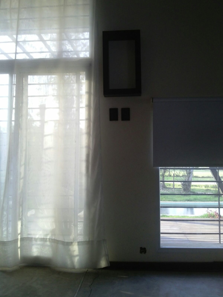 Casa A&P - Interior 9 Livings modernos: Ideas, imágenes y decoración de Módulo 3 arquitectura Moderno