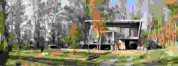 Casa A&P - Exterior de Módulo 3 arquitectura Moderno