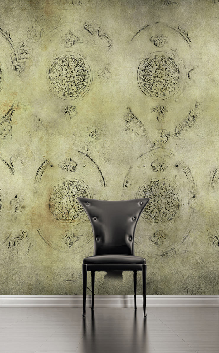 by House Frame Wallpaper & Fabrics Tropical