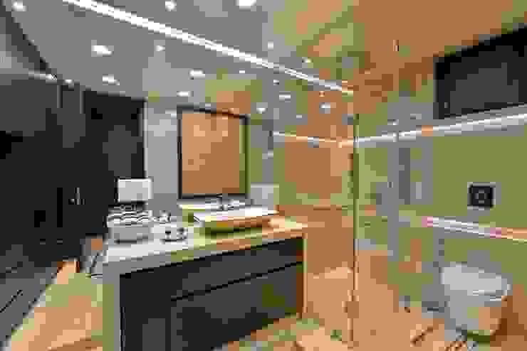 Salle de bain moderne par smstudio Moderne