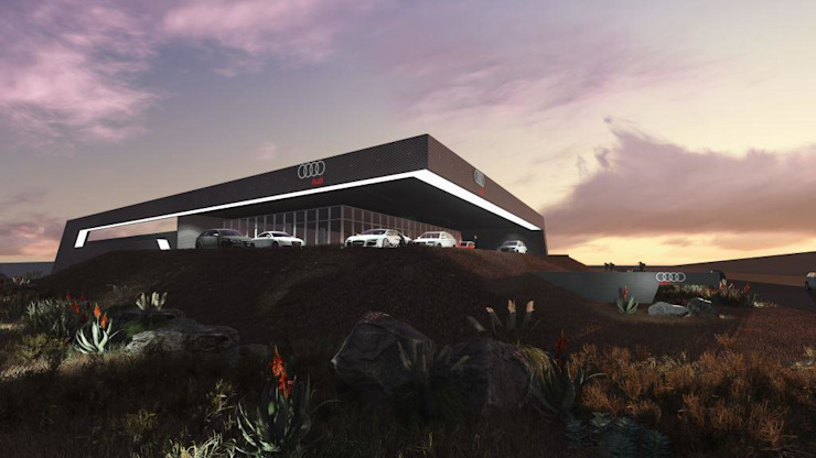Audi Upington by FAME Projects