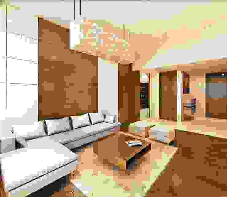 AVANTIKA Modern living room by smstudio Modern
