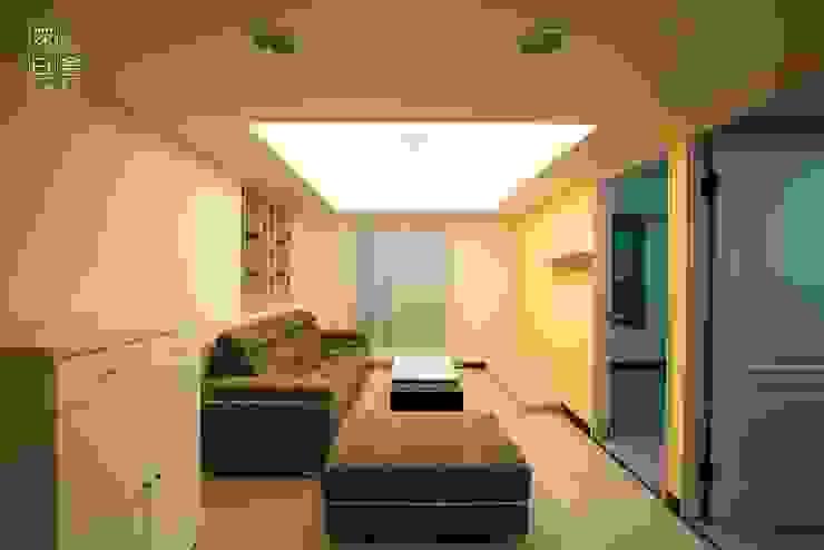 深白舍空間設計工作室 Living roomSofas & armchairs