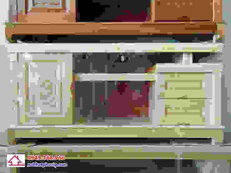 Mẫu KTVS511: hiện đại  by Đồ gỗ nội thất Phố Vip, Hiện đại