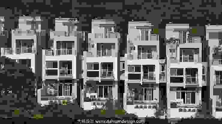 โดย 大桓設計顧問有限公司 โมเดิร์น หินอ่อน